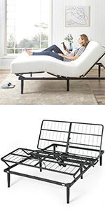 Zinus Adjustable Bed Base