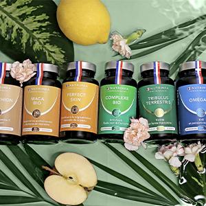 Moringa Nutrimea Mearome italia integratori oli essenziali azienda francese benesere naturale