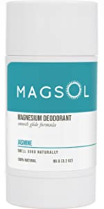 Jasmine natural deodorant