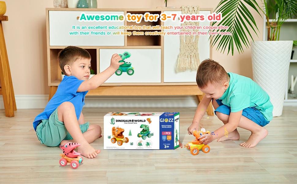 dinosaur toys for kids 2-4