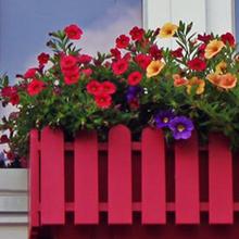 window box soil, outdoor container soil, organic potting soil, annual container garden, organic soil