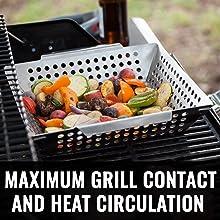Vegetable Grilling Basket