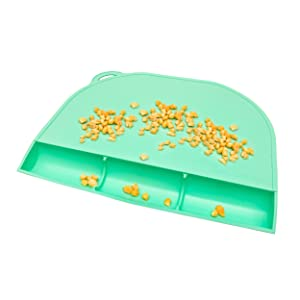 Baby Suction Placemat Food Catching