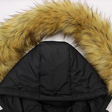 Fur Trimmed Hood