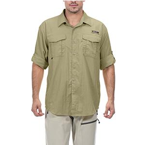 pour homme Little Donkey Andy Chemise /à manches longues stretch /à s/échage rapide UPF50