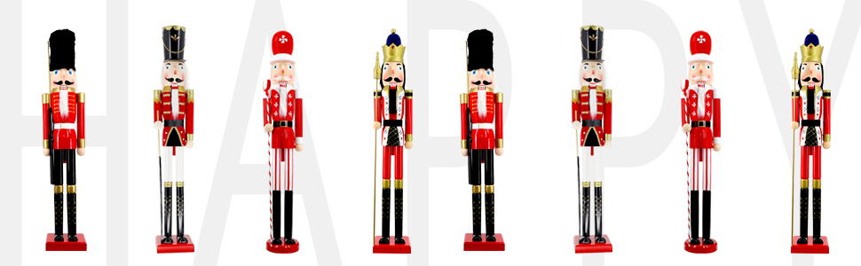 We are offer differents kinds of Wooden Nutcrackers