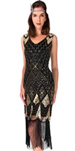 1920s dress for women