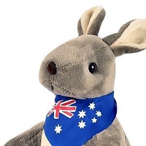 Scarf with Australia Flag