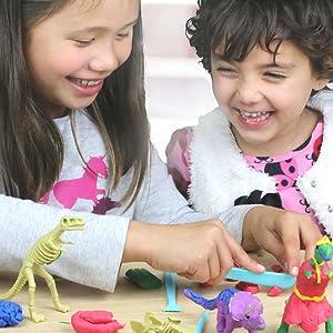 Dinosaurs toys for girls