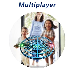 Multiple player
