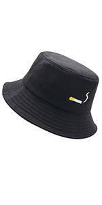 cigarette bucket hat