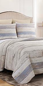 Donna Sharp, Bleached Boardwalk, Comforter Set