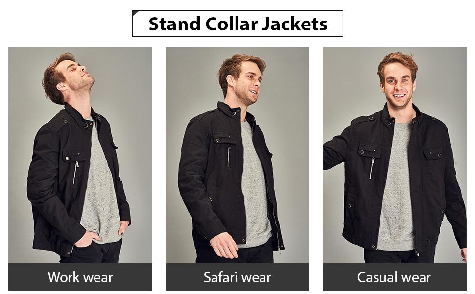 outwear comfortable casual jacket spring jacket work autumn garment