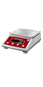 precision analytical balance scale grams pounds ounces lab science jewelry fristaden lab