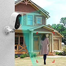 security camera outdoor battery powered