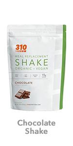 Vegan Organic Shake