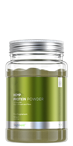 WeightWorld Proteína Vegana de Cáñamo en Polvo Natural ...