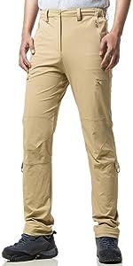 mens convertible cargo pants