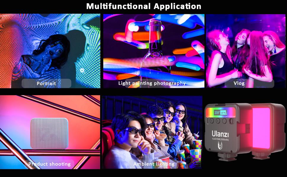 Multifunctional Application
