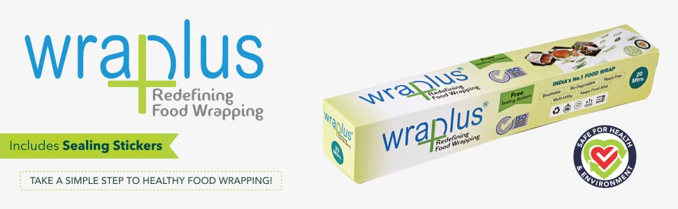 20mtr Wraplus Food Wrapping Paper