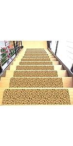 door mat stair treads stair treads non-slip mats stair runner carpet stair treads carpet for stairs