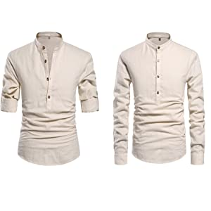 henley shirts for men