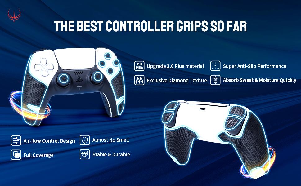 Playstation5 PS5 Controller Grip DualSense Wireless Controller Grip Hotline Games