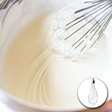 whisk, cream, egg, whites, peaks, whisking, thickening, attachment, tool, accessory, balloon, two