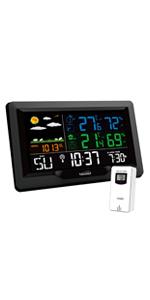YC9442 Wireless Weather Station