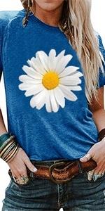 Cute Daisy T Shirts