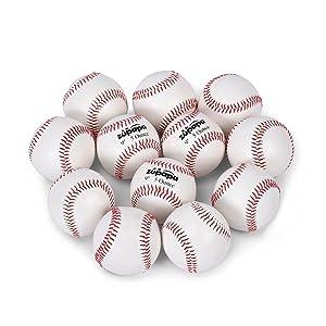 zupapa baseball net with balls