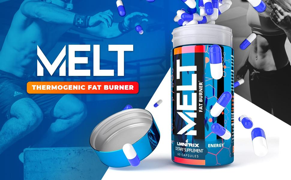 lmnitrix lmntrix melt fat burner for men women diet pills