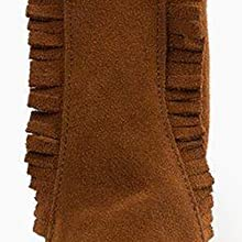 10 11 5 6 7 8 9 bootie bota casual classic concert de dress fasion flat fring fringed fringy