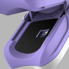 HYLOGY Pulsossimetro da Dito Saturimetro da dito Portatile Professionale con Display OLED
