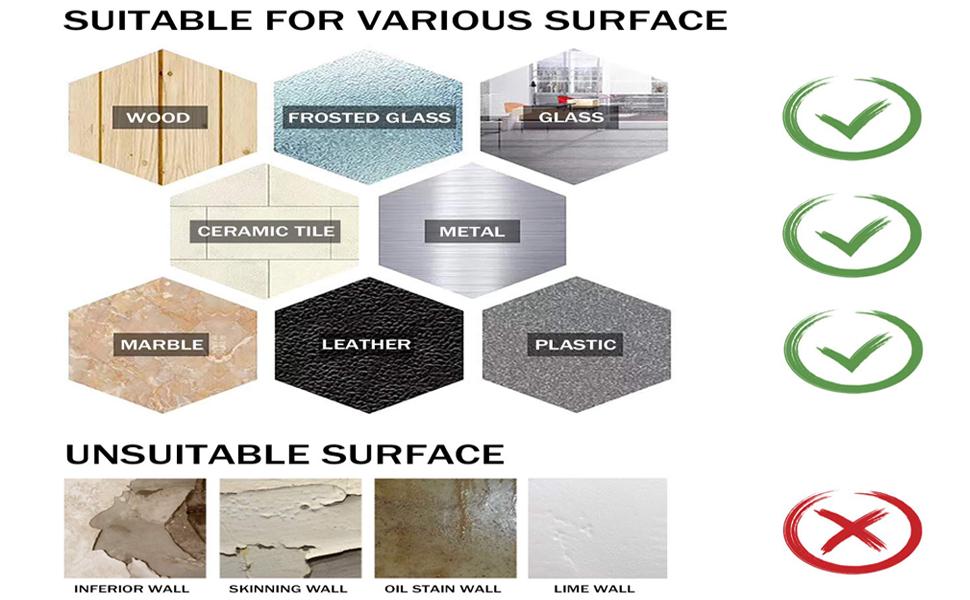 Shower Anti Slip Sticker Non Slip Strips Grip Pad Flooring Safety Tape Mat FBB