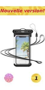 Pochette Étanche Smartphone