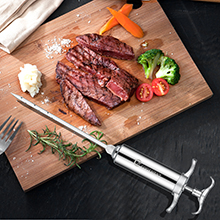 meat injector for Turkey