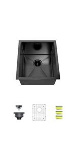 17'' x 19'' kitchen sink