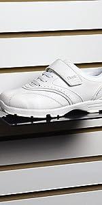"""Marketing Holders 10"""" W x 7"""" D Slatwall Shoe Shelf"""