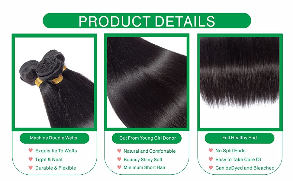 straight virgin hair bundle with closure brazilian hair weave bundle hair straight human hair bundle
