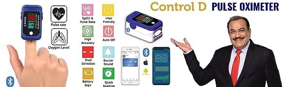 control d pulse oximeter