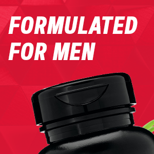 Formulated for men