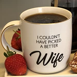 best wife ever coffee mug, wife mug, wife mugs, great birthday,gifts for wife,romantic gifts for her