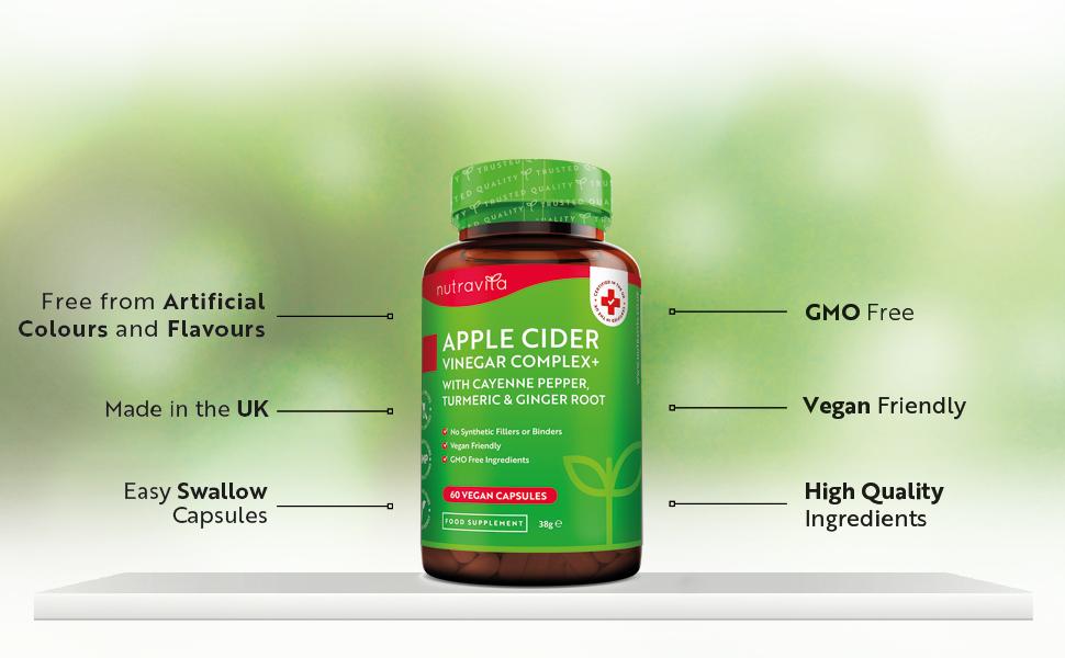 Apple Cider Vinegar 1 month