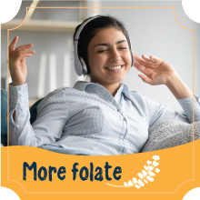 More Folate - Millets