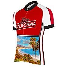 Men's Cycling Short Sleeve Bike Jersey