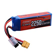 3s 11.1v lipo battery for rc airplane drone fpv