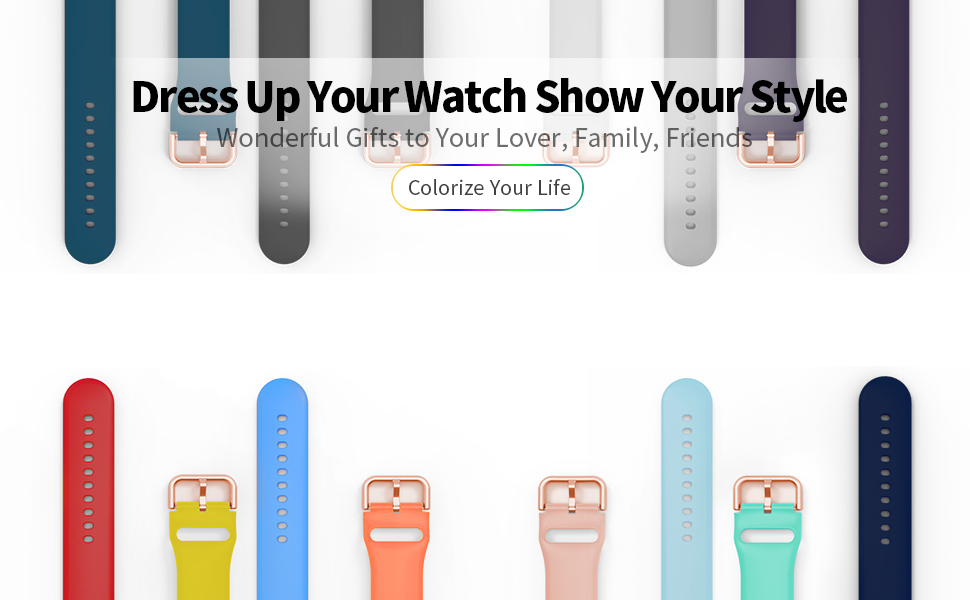 galaxy active2 watch bands