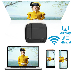 wireless projector iphone