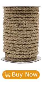 10mm jute rope